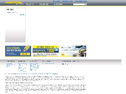 South Shore Tire & Automotive Service Centre (902-527-2222) - Onglet de site Web - http://www.goodyear.ca