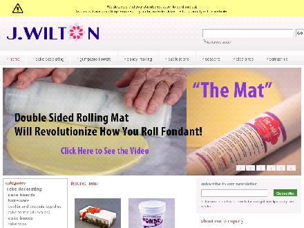 J Wilton Distributors Ltd (780-401-9830) - Onglet de site Web - http://www.j-wilton.com