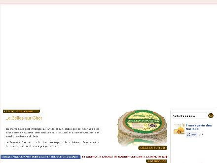 Fromagerie des Nations (514-356-2102) - Onglet de site Web - http://www.fromageriedesnations.com