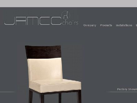Jamco Chairs (1-855-240-5644) - Website thumbnail - http://www.jamcochairs.com