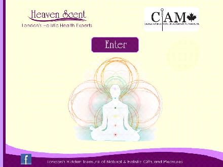 Heaven Scent body &amp; soul therapies (519-433-3434) - Website thumbnail - http://www.heavenscent.ca