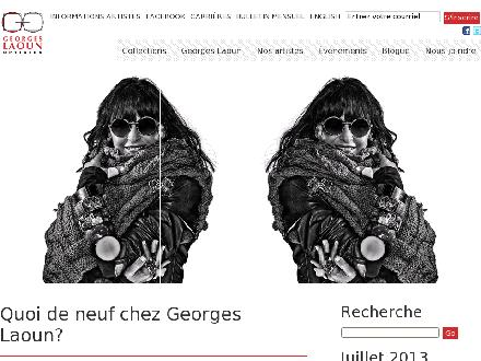 Georges Laoun Opticien (438-792-0044) - Website thumbnail - http://www.georgeslaoun.com