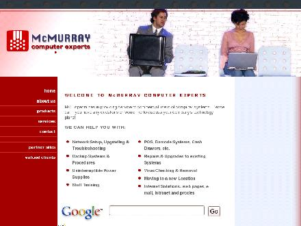 McMurray Computer Experts (780-790-0728) - Website thumbnail - http://mcmurraycomputer.ca/