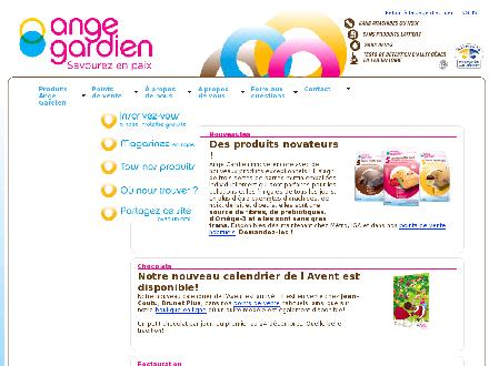 Alimentsangegardien.com - Onglet de site Web - http://www.alimentsangegardien.com