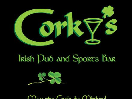 Corky's Irish Pub &amp; Sports Bar (604-795-2331) - Onglet de site Web - http://www.corkyspub.ca