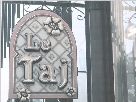 Taj Restaurant (Le) (514-845-9015) - Onglet de site Web - http://www.restaurantletaj.com