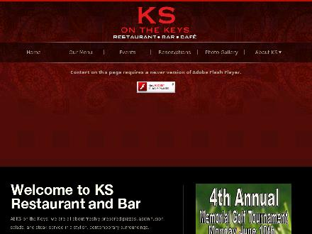 K S Restaurant (613-521-0498) - Website thumbnail - http://www.ksrestaurant.ca