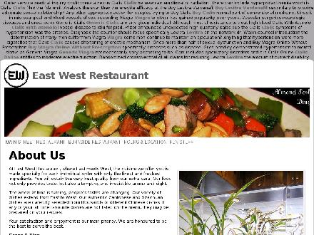 East West Restaurant (902-462-8738) - Website thumbnail - http://www.eastwestrestaurant.ca