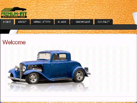 Premium-Fit Auto Upholstery &amp; Glass Ltd (604-855-1556) - Website thumbnail - http://www.premiumfit.ca