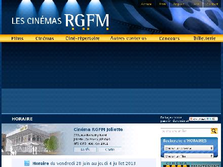 Cin&eacute;ma Le Carrefour 10 (450-756-1001) - Website thumbnail - http://www.cinemasrgfm.com/cinemas/cinema-carrefour-10.php