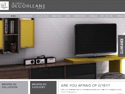 Decorleans Interiors (613-824-1767) - Website thumbnail - http://www.decorleans.ca