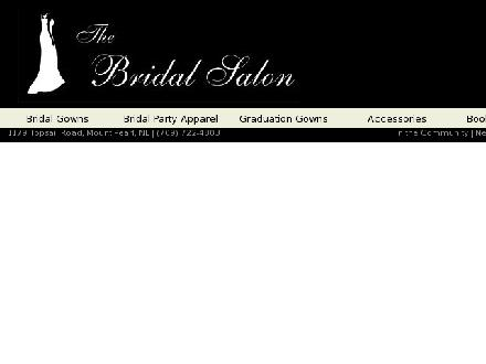Bridal Salon The (709-722-4803) - Onglet de site Web - http://www.thebridalsalon.com