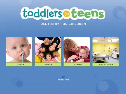 Dentistry For Children (204-663-9750) - Onglet de site Web - http://www.dentistryforchildren.ca