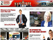 2nd Chance Auto Sales (613-729-1440) - Onglet de site Web - http://www.2ndchanceauto.com