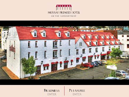 Murray Premises Hotel (709-700-0806) - Website thumbnail - http://www.murraypremiseshotel.com