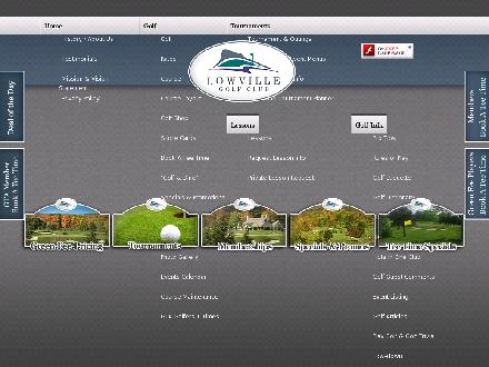 Lowville Golf Club (905-335-6181) - Website thumbnail - http://www.lowvillegolf.com