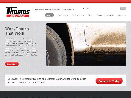 Thomas Solutions (905-545-8808) - Onglet de site Web - http://www.thomassolutions.ca