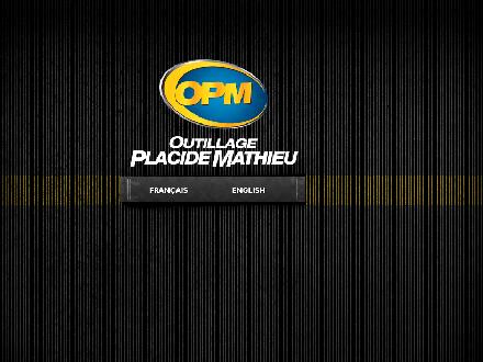 Outillage Placide Mathieu (450-467-3565) - Website thumbnail - http://www.placide.com