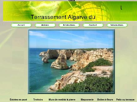Terrassement Algarve du Portugal Inc (581-701-0934) - Website thumbnail - http://www.terrassement-algarve.com