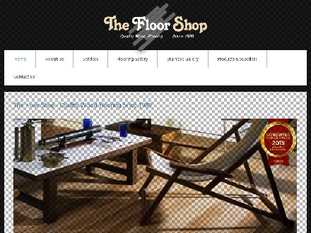 Floor Shop The (416-421-8588) - Website thumbnail - http://www.thefloorshop.com