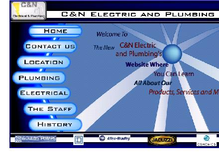 C & N Electric and Plumbing ltd (613-692-3284) - Onglet de site Web - http://www.cn-electric.ca/index.html