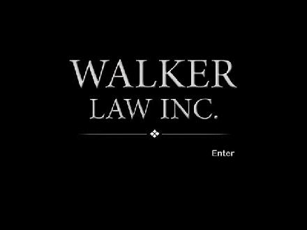 Walker Law Inc (902-425-5297) - Onglet de site Web - http://www.walkerlaw.ca