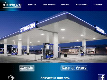Stinson W O & Son Ltd (613-822-7400) - Website thumbnail - http://www.wostinson.com