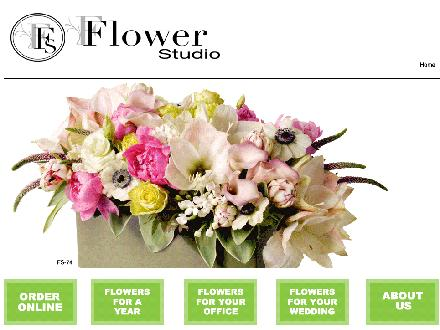 Flower Studio (709-754-4454) - Website thumbnail - http://www.flower-studio.ca