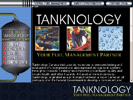 Tanknology Canada Inc (905-681-5542) - Website thumbnail - http://www.tanknology.ca