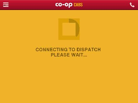 Co-op Cabs (647-931-9307) - Website thumbnail - http://www.co-opcabs.com
