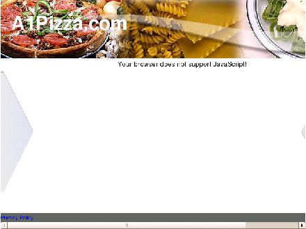 A 1 Pizza (902-625-0000) - Website thumbnail - http://www.a1pizza.com