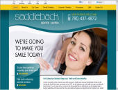 Saddleback Dental Centre (780-401-9664) - Onglet de site Web - http://saddlebackdental.net/