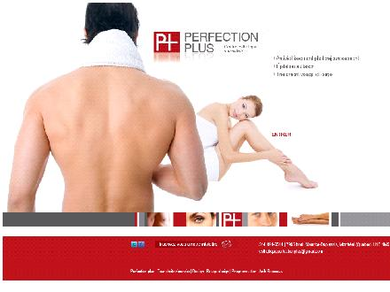 Esthétique Perfection (514-494-6514) - Website thumbnail - http://www.esthetiqueperfectionplus.com