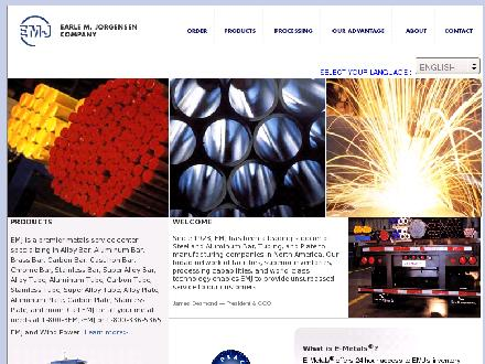 EMJ (Canada) Inc (780-432-5505) - Onglet de site Web - http://www.emjmetals.com