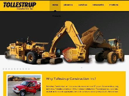 Tollestrup Construction Inc (403-359-5778) - Website thumbnail - http://www.tollestrup.com