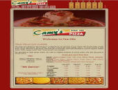 Camy's Pizza (604-589-9559) - Onglet de site Web - http://www.camyspizza.net