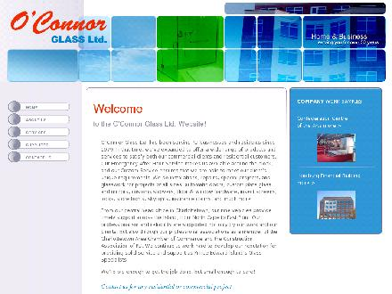 O'Connor Glass Ltd (902-892-2791) - Website thumbnail - http://www.oconnorglass.com