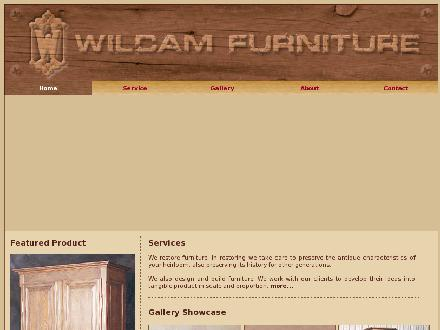 R Wilcam Furniture (905-428-9762) - Website thumbnail - http://www.wilcamfurniture.com