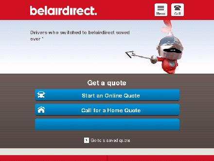 belairdirect (418-627-8298) - Onglet de site Web - https://www.belairdirect.com/indexonen.htm?organization_source=TARGETMARKETWBBA1254