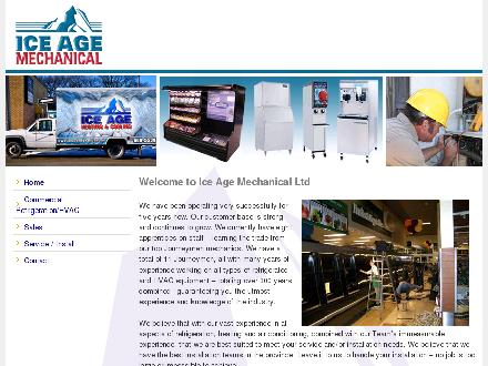 Ice Age Mechanical Ltd (204-669-5539) - Onglet de site Web - http://www.iceagemechanical.com