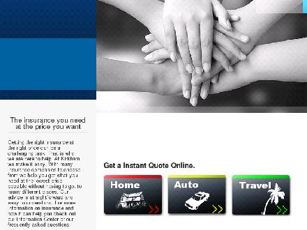 Kirkham Insurance Ltd (403-328-1228) - Website thumbnail - http://www.kirkhaminsurance.com