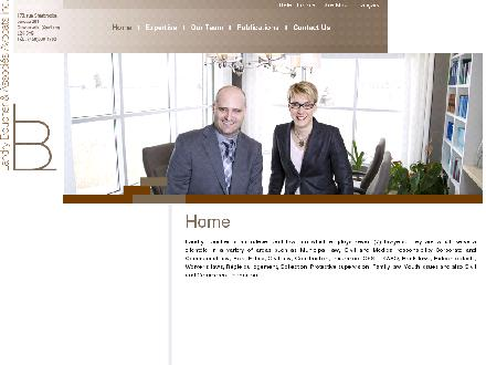 Landry Boucher & Associes Avocats inc (450-266-1700) - Website thumbnail - http://www.lbaavocats.com