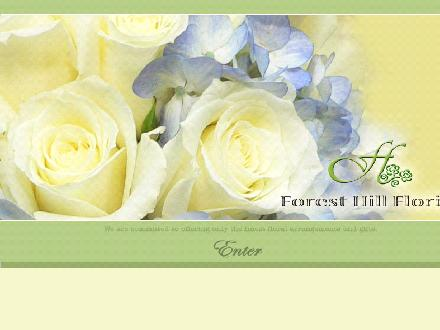 Forest Hill Florist (647-800-8619) - Website thumbnail - http://www.foresthillflorist.ca