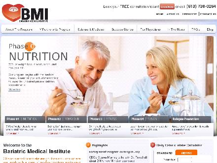 Bariatric Medical Institute (613-604-0818) - Website thumbnail - http://www.bmimedical.ca