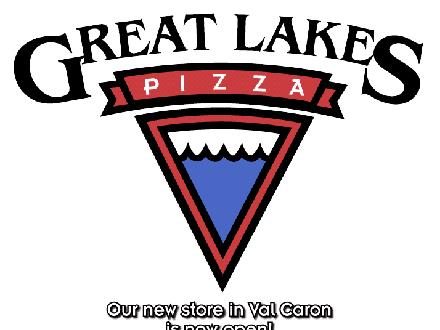 Great Lakes Pizza Company (705-566-6969) - Website thumbnail - http://www.greatlakespizza.ca