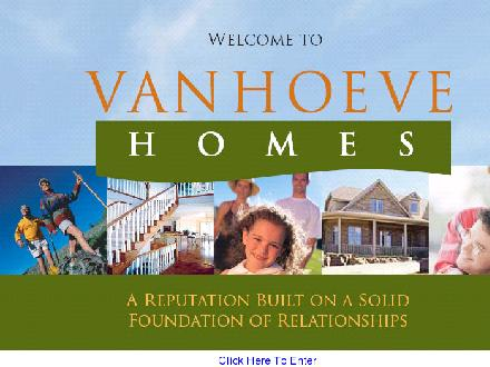 VanHoeve Homes (905-689-6733) - Website thumbnail - http://www.vanhoeve.com
