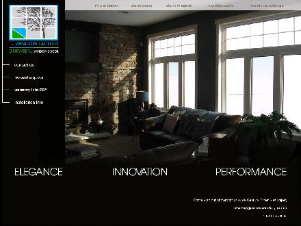Window Factory (Manitoba) Ltd The (204-482-9099) - Website thumbnail - http://www.windowfactory.mb.ca