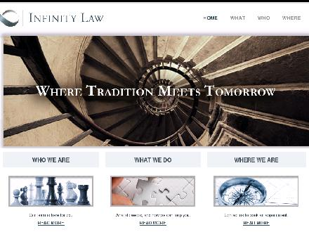 Infinity Law Corporation (250-385-6004) - Website thumbnail - http://www.windsorlawgroup.com