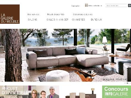 Galerie Du Meuble Inc (La) (418-681-0171) - Website thumbnail - http://www.lagaleriedumeuble.com