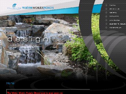 Water Works Ponds Ltd (780-433-6671) - Website thumbnail - http://www.waterworksponds.ca